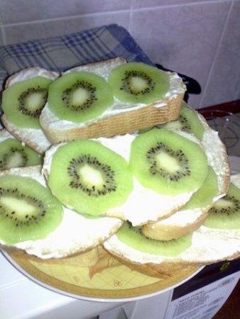 Экзотические бутерброды