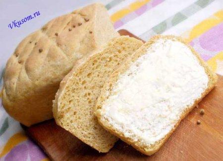 Кукурузно-ржаной хлеб