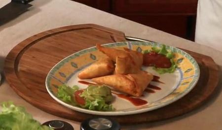 """Горячая закуска """"Эмпанадас"""" (Empanadas)"""