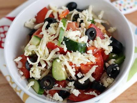 Шопский салат
