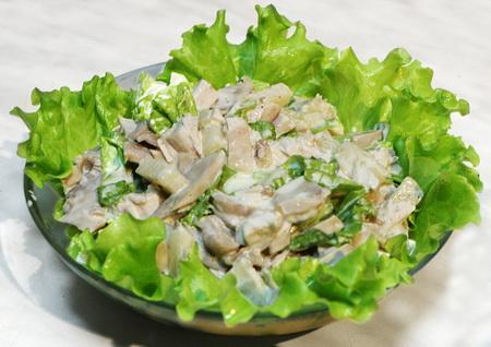 Салат с крабовыми палочками - лучшие рецепты из крабовых ...