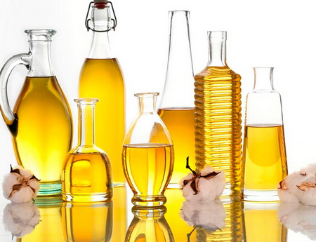 Растительное масло в питании детей
