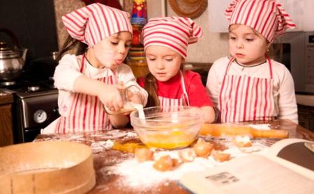 Кулинарные тонкости важны вашему ребенку