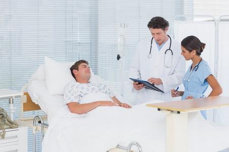 Лечение в больницах