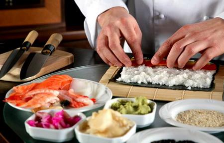 Как выбрать суши?