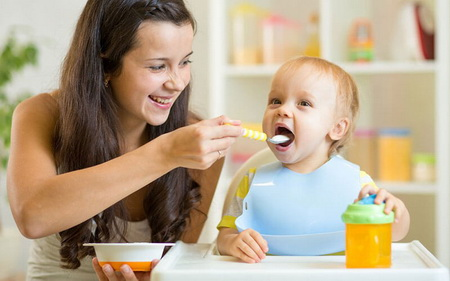 Каши для малышей